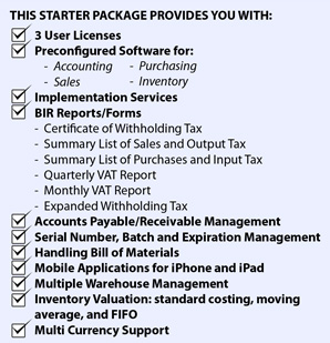 sap-business-one-starter-package-features