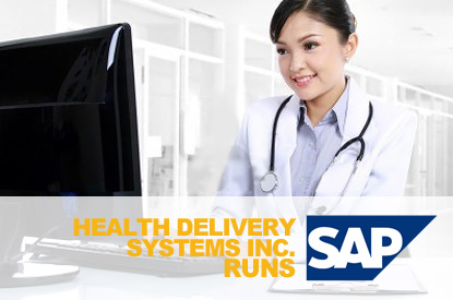 Health Delivery Systems Inc. Injects SAP to Strengthen Operational Efficiency