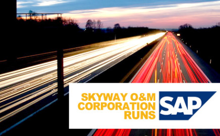 Skyway O&M Corporation Runs SAP