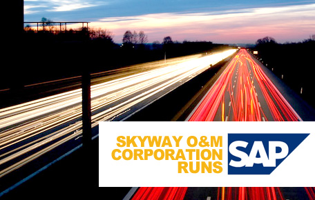 Skyway O&M Corporation Runs SAP