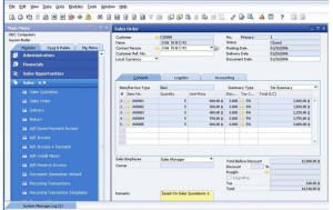 SAP Accounting System