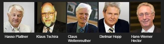 sap founders