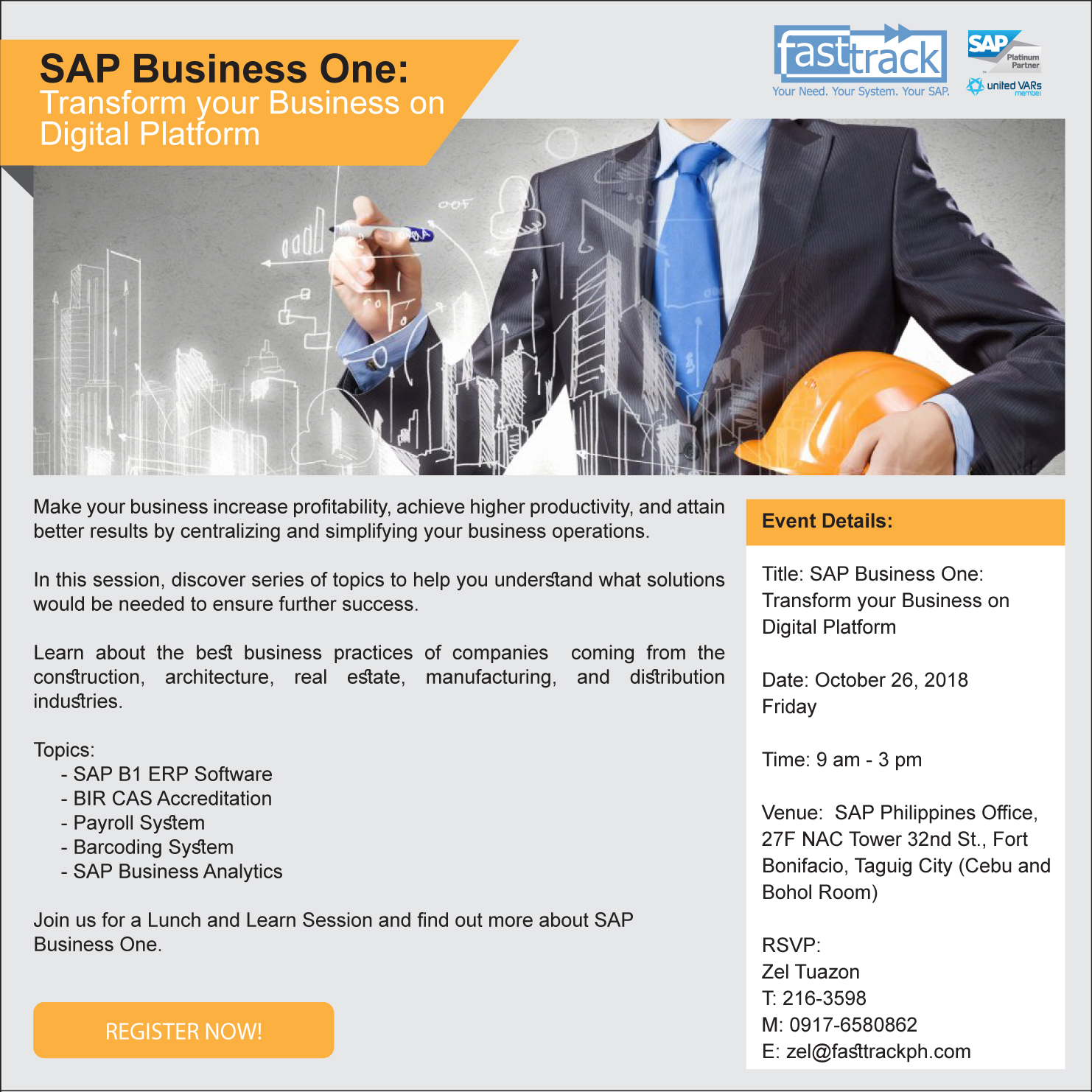 SAP B1 Digital Transformation