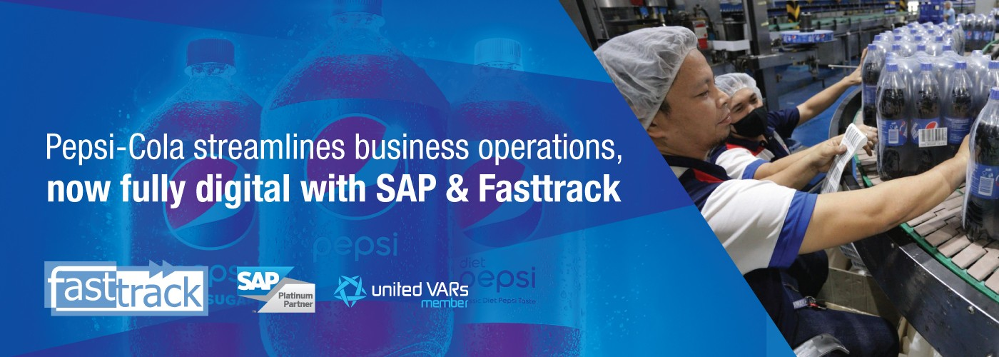 Pepsi-Cola-Streamlines-business-operations-with-SAP-and-Fasttrack