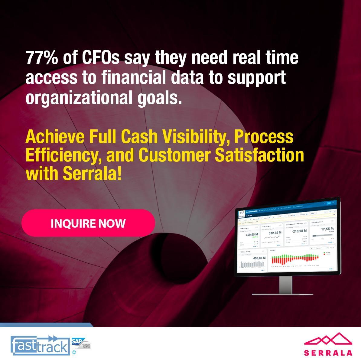 serrala cash management solutions